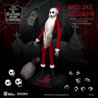 Figurine Nightmare Before Christmas - Dynamic 8ction Heroes - Santa Jack Skellington, NNM, Nightmare Before Christmas
