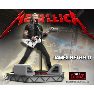Figurine Metallica - James Hetfield - Édition Limitée - KNUCKLEBONZ, KNUCKLEBONZ, Metallica