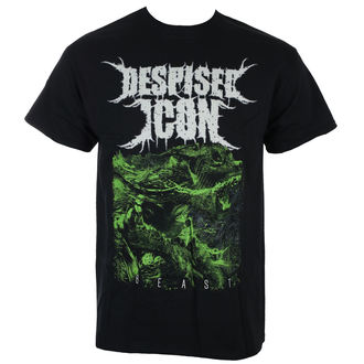 tee-shirt métal pour hommes Despised Icon - BEAST - Just Say Rock, Just Say Rock, Despised Icon