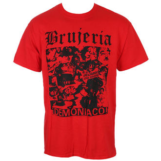 tee-shirt métal pour hommes Brujeria - DEMONIACO - Just Say Rock, Just Say Rock, Brujeria
