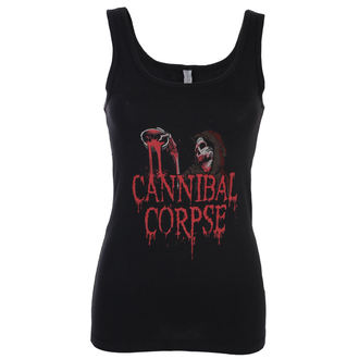 top femmes CANNIBAL CORPSE - BLOOD GHOUL - JSR, Just Say Rock, Cannibal Corpse