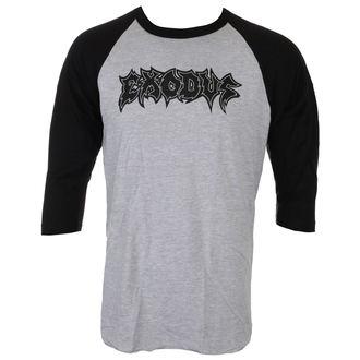 t-shirt manches 3/4 pour hommes EXODUS - METAL COMMAND - GRIS / BLK - JSR, Just Say Rock, Exodus
