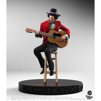Figurine Jimi Hendrix - KNUCKLEBONZ, KNUCKLEBONZ, Jimi Hendrix