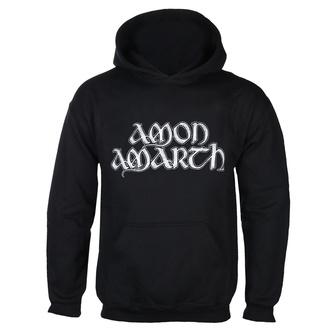 sweat-shirt avec capuche pour hommes Amon Amarth - GREY SKULL - PLASTIC HEAD, PLASTIC HEAD, Amon Amarth