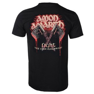 tee-shirt métal pour hommes Amon Amarth - FIGHT - PLASTIC HEAD, PLASTIC HEAD, Amon Amarth