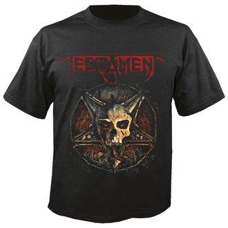 tee-shirt métal pour hommes Testament - First strike 2017 - NUCLEAR BLAST, NUCLEAR BLAST, Testament