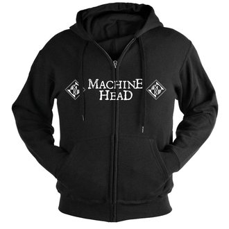 sweat-shirt avec capuche pour hommes Machine Head - Moth - NUCLEAR BLAST, NUCLEAR BLAST, Machine Head