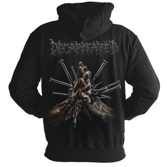 sweat-shirt avec capuche pour hommes Decapitated - Anticult - NUCLEAR BLAST, NUCLEAR BLAST, Decapitated