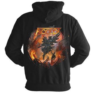 sweat-shirt avec capuche pour hommes Accept - The rise of chaos - NUCLEAR BLAST, NUCLEAR BLAST, Accept