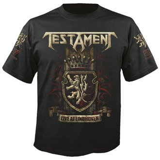 tee-shirt métal pour hommes Testament - Eindhoven - NUCLEAR BLAST, NUCLEAR BLAST, Testament