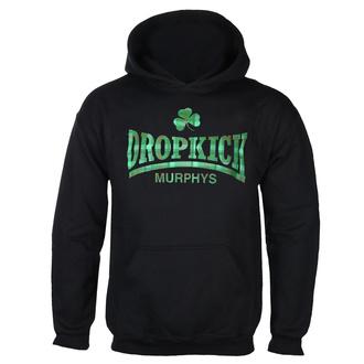 Sweat à capuche pour hommes Dropkick Murphys - Fighter Plaid - Noir - KINGS ROAD, KINGS ROAD, Dropkick Murphys