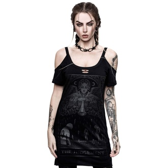 T-shirt (Haut) pour femme KILLSTAR - Judgment, KILLSTAR