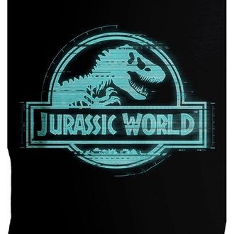t-shirt de film pour hommes Jurassic Park - LOGO - LEGEND, LEGEND, Jurassic Park