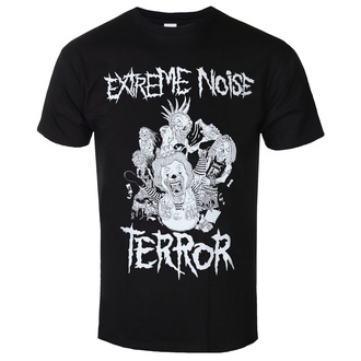 tee-shirt métal pour hommes Extreme Noise Terror - FOR LIFE - PLASTIC HEAD, PLASTIC HEAD, Extreme Noise Terror