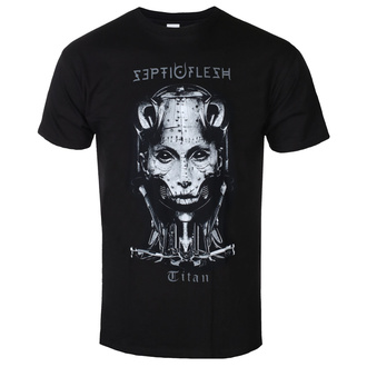 tee-shirt métal pour hommes Septicflesh - TITAN HEAD - PLASTIC HEAD, PLASTIC HEAD, Septicflesh