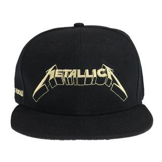 Casquette Metallica - Justice Glow - Noir, NNM, Metallica