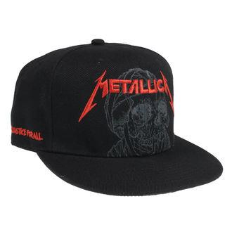 Casquette Metallica - One Justice - Noir, NNM, Metallica