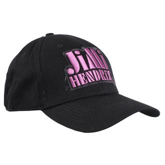 Casquette Jimi Hendrix - Purple Stencil Logo - ROCK OFF, ROCK OFF, Jimi Hendrix