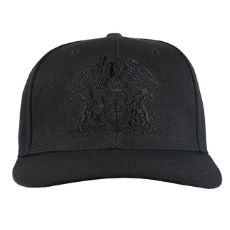 Casquette Queen - Crest BL - ROCK OFF, ROCK OFF, Queen