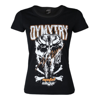 T-shirt MetalShop x DYMYTRY pour femme, METALSHOP, Dymytry