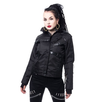 Veste Chemical Black pour femmes - KALANI - NOIR, CHEMICAL BLACK