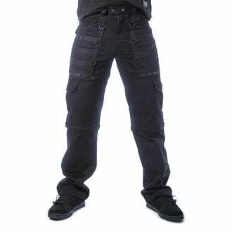 Pantalon/short pour hommes CHEMICAL BLACK - KALEN - NOIR, CHEMICAL BLACK
