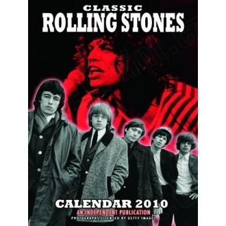calendrier pour année 2010, Rolling Stones
