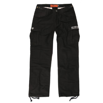 Pantalon pour homme WEST COAST CHOPPERS - M-65 CARGO PANTS - Vintage noir, West Coast Choppers