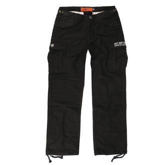 Pantalon pour homme WEST COAST CHOPPERS - M-65 CARGO PANTS - Vintage noir, West Coast Choppers