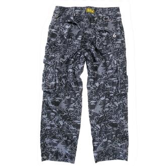 pantalon pour hommes HEAVENLY DEVIL - GGW45 - Trousers, HEAVENLY DEVIL