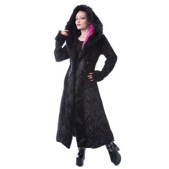 Manteau pour femmes POIZEN INDUSTRIES - KARLYN - NOIR, POIZEN INDUSTRIES