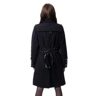 Manteau pour femmes POIZEN INDUSTRIES - KARRI - NOIR, POIZEN INDUSTRIES