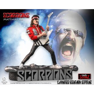Figurine Scorpions - Matthias Jabs - KNUCKLEBONZ, KNUCKLEBONZ, Scorpions