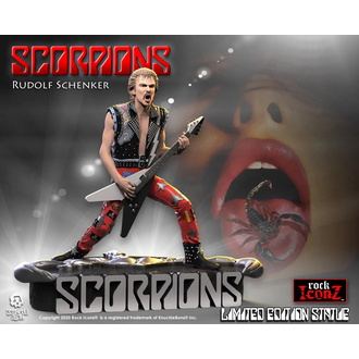 Figurine Scorpions - Rudolf Schenker - KNUCKLEBONZ, KNUCKLEBONZ, Scorpions