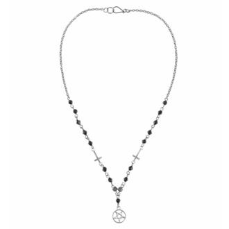 Pendentif Collier Pentagram-Cross, FALON