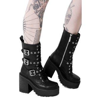chaussures à semelles compensées - VENDETTA - KILLSTAR, KILLSTAR