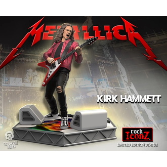 Figurine Metallica - Kirk Hammett - Édition Limitée - KNUCKLEBONZ, KNUCKLEBONZ, Metallica