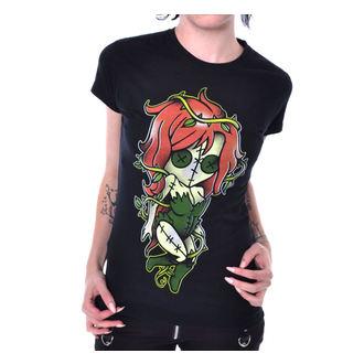 t-shirt pour femmes - KISS OF DEATH - CUPCAKE CULT, CUPCAKE CULT