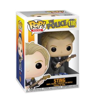 Figurine le Police - POP! - Piquer, POP, Police