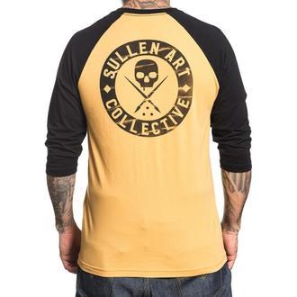 t-shirt hardcore pour hommes - MUBK BOH BUILT - SULLEN, SULLEN