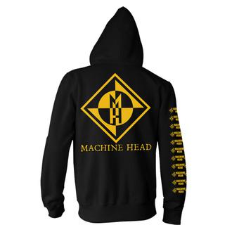 sweat-shirt avec capuche pour hommes Machine Head - Diamond - NNM, NNM, Machine Head