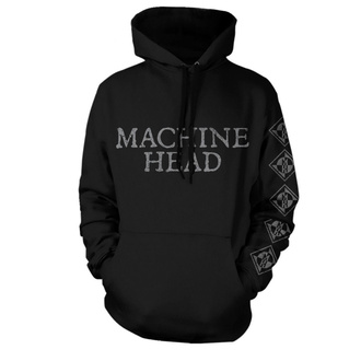 sweat-shirt avec capuche pour hommes Machine Head - Lion Crest Rays - NNM, NNM, Machine Head