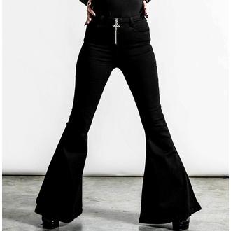 Pantalon pour femmes KILLSTAR - Unholy Trinity - Noir, KILLSTAR