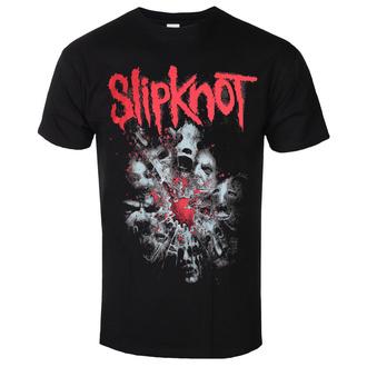 T-shirt Slipknot pour hommes - Shattered - ROCK OFF, ROCK OFF, Slipknot