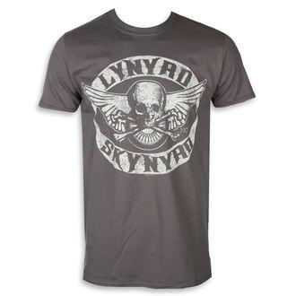 tričko pánské LYNYRD SKYNYRD - BIKER PATCH - PLASTIC HEAD, PLASTIC HEAD, Lynyrd Skynyrd