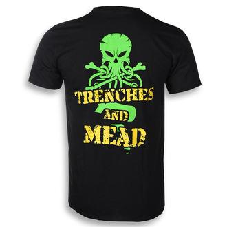 tee-shirt métal pour hommes Alestorm - TRENCHES AND MEAD - PLASTIC HEAD, PLASTIC HEAD, Alestorm