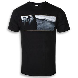 tee-shirt métal pour hommes U2 - JOSHUA TREE - PLASTIC HEAD, PLASTIC HEAD, U2