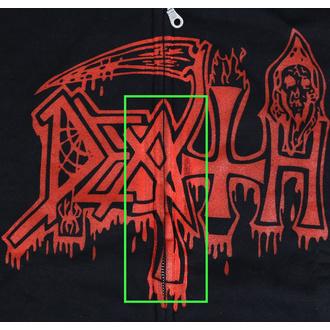 sweatshirt pour homme Death - Guérison spirituelle - RAZAMATAZ - ZH121 - ENDOMMAGÉ, RAZAMATAZ, Death