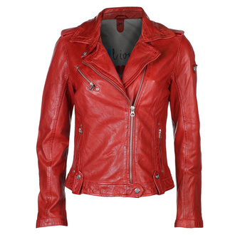 Veste pour femmes (veste metal) GGFamos LAMAXV - red, NNM
