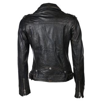 Veste pour femmes (veste metal) G2GPunk LAFOV - black, NNM